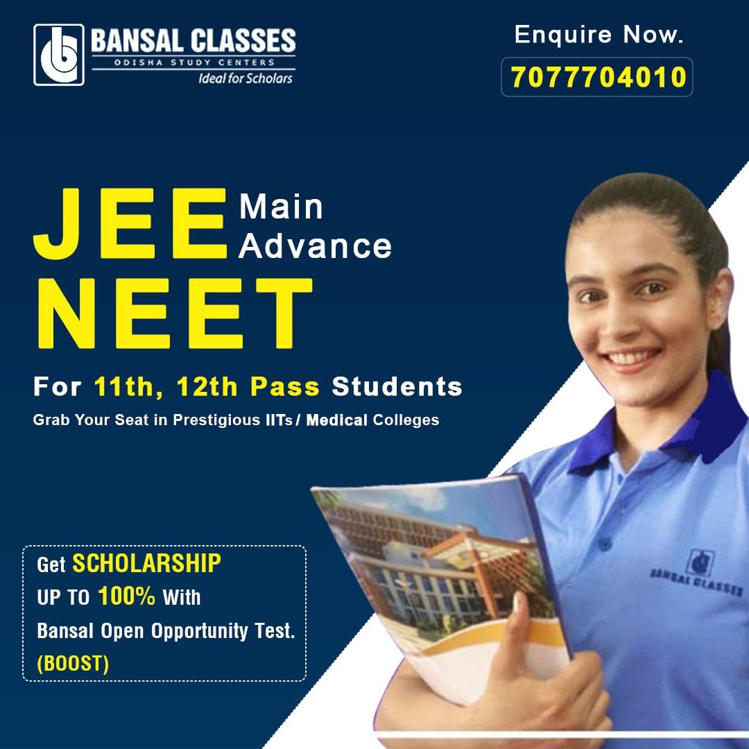 Bansal-Classes-Odisha