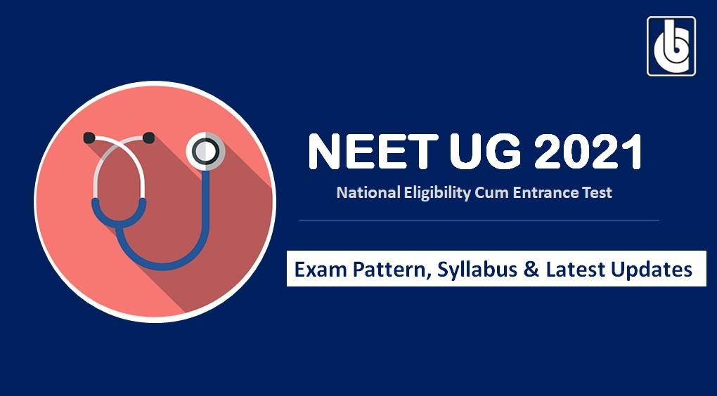 NEET Examination Pattern